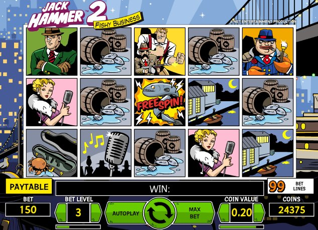 free slots online for fun hammer 2