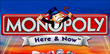 Monopoly Here and Now Logo