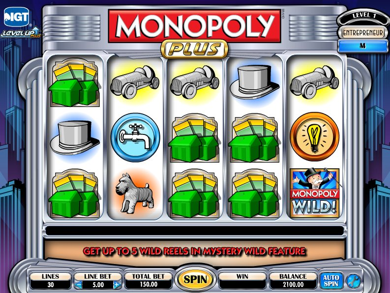 Online free casino monoply slots casino games free roulette