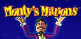 Cover art for Monty's Millions slot