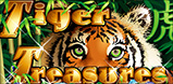 Cover art for Tiger Treasures slot