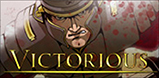 Cover art for Victorious slot