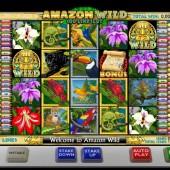 Amazon Wild Slot