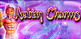 Cover art for Arabian Charms slot