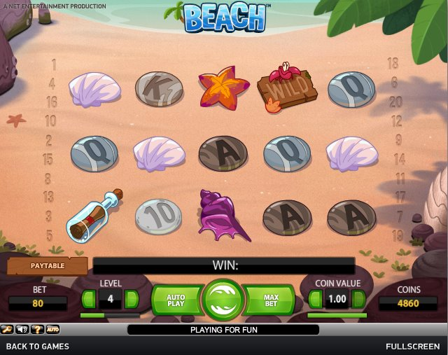 Paradise Beach Slot - Play SkillOnNet Slots Online for Free