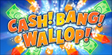 Cash! Bang! Wallop! Logo