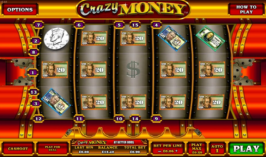 crazy slots casino free games