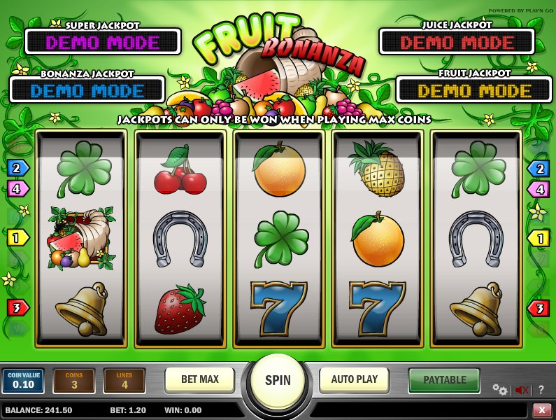 Fruit Mix Slots - Read the Review and Play for Free