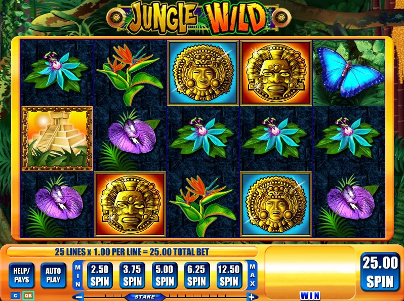 Mighty Wilds Slot - Play the Online Version for Free