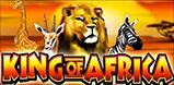 Cover art for King of Africa slot