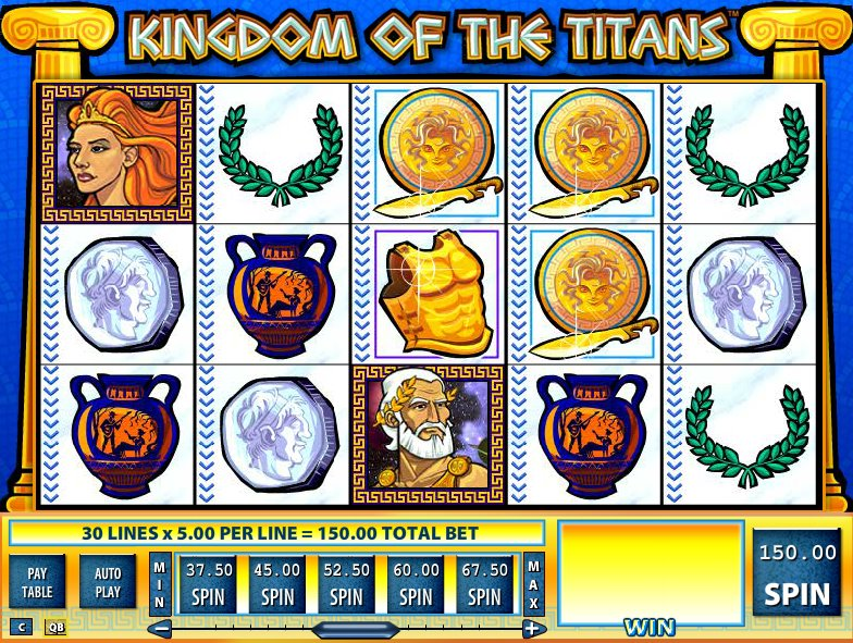 Kingdom of the Titans Slot - Play Online for Free Instantly