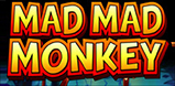 Cover art for Mad Mad Monkey slot