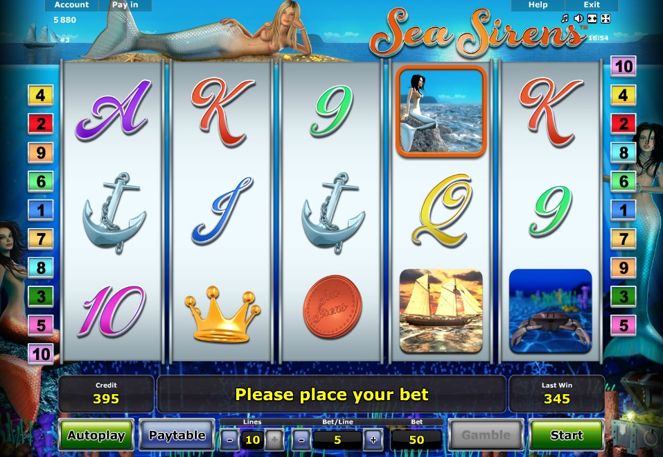 Spiele Sea Beauty - Video Slots Online