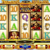 Treasure of the Titans Slot