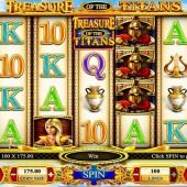 Treasure of the Titans Slot