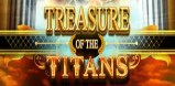 Cover art for Treasure of the Titans slot