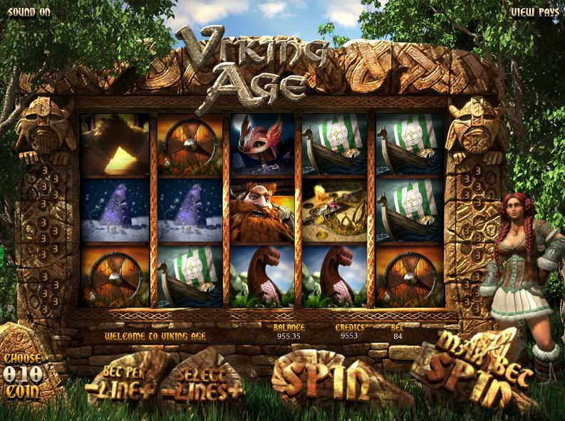 Vikings Age Slot - Vikings Age Slot Review + Free Game!