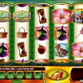 Wizard of Oz - Ruby Slippers Slot