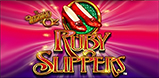 Cover art for Wizard of Oz – Ruby Slippers slot