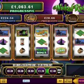 Wizard of Oz - Wicked Riches Slot