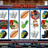 Andre the Giant Online Slot Review – Try Online or on Mobile
