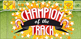 Cover art for Champion of the Track slot