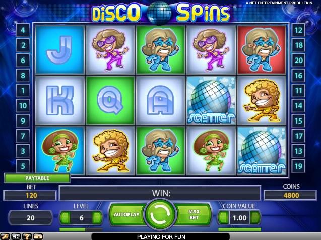 Disco Slots