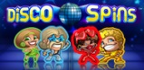 Cover art for Disco Spins slot