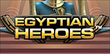 Cover art for Egyptian Heroes slot