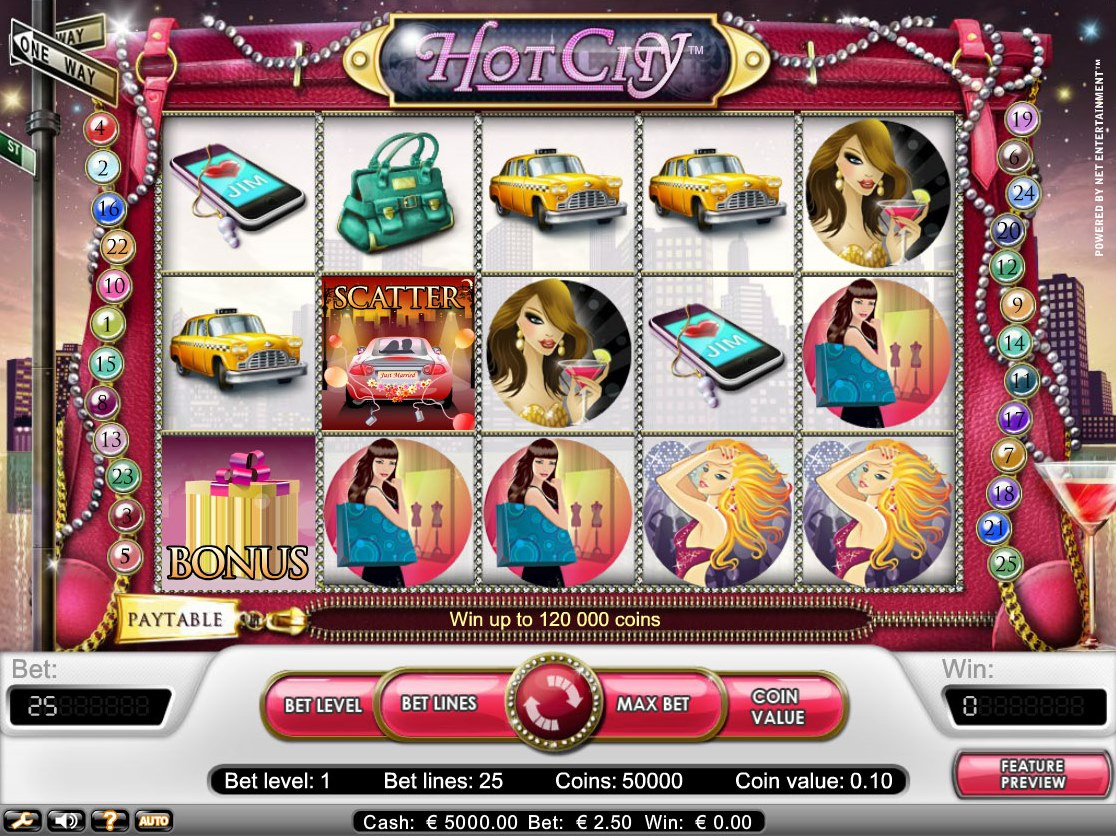 free slots sex and the city for free