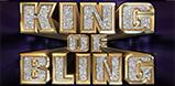 Cover art for King of Bling slot