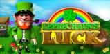 Cover art for Leprechaun's Luck slot
