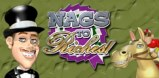 Cover art for Nags to Riches slot