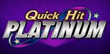 Cover art for Quick Hit Platinum slot