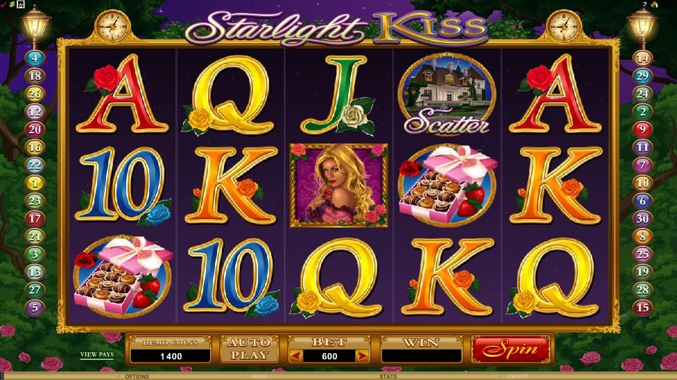 play free kiss slots now