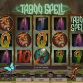 Taboo Spell Slot