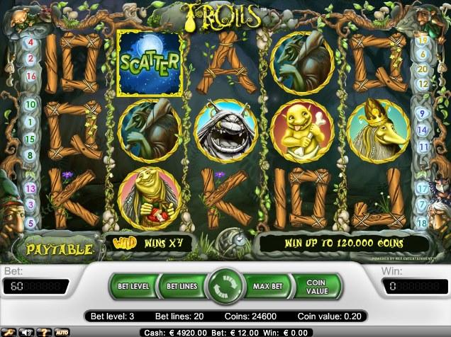 Trolls Slots - Play Trolls Slots Free Online.