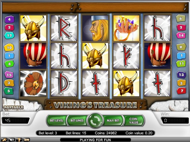 Vikings Glory Slot - Read the Review and Play for Free