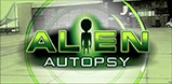 Cover art for Alien Autopsy slot