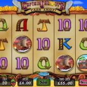 Captain Jackpot's Cash Ahoy! Slot