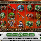 Crusade of Fortune Slot - Spela Crusade of Fortune Slots Gratis