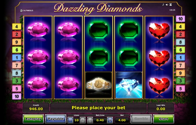 novomatic online casino game slots