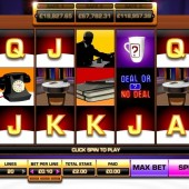 Deal or No Deal - Banker's Riches Slot
