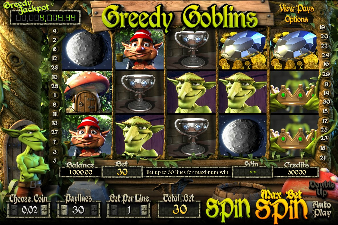 greedy goblin blog