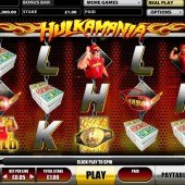 Hulkamania Slot