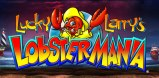 Lucky Larry's Lobstermania Logo