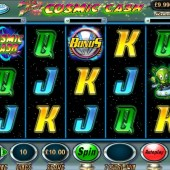 Money Mad Martians - Cosmic Cash Slot