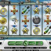 Pacific Attack! Slot