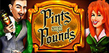Pints and Pounds Logo