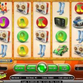 The Groovy Sixties Slot